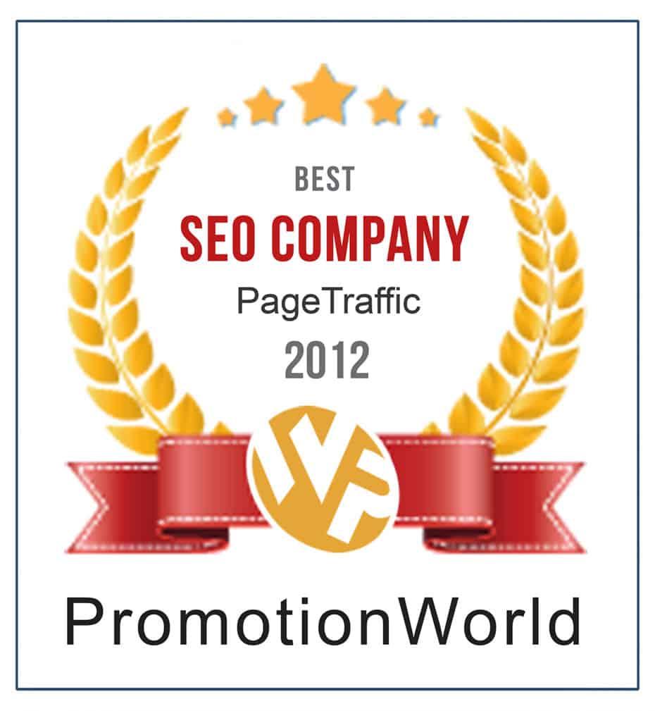 Best SEO Company awards