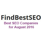 Best SEO Companies for August 2016