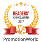 PromotionWorld Awards: Readers' Choice Awards 2017