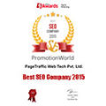 best seo company awards 2015