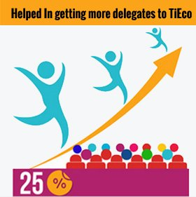 More Delegates To TiEcon