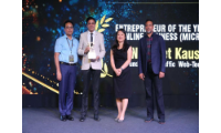 PageTraffic CEO Wins Entrepreneur of the Year - Online Business (Micro) Award for the Year 2018