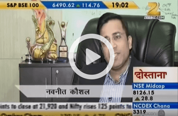 Featured on Zee Business