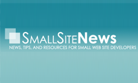 small site news