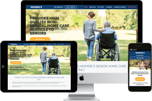 Momsie's Senior Home Care